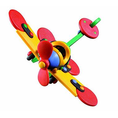 Конструктор Mic-o-Mic Small Plane Dragonfly самолет-стрекоза