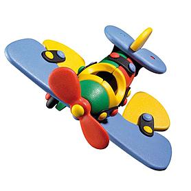 Конструктор Mic-o-Mic Small Plane Butterfly самолет-бабочка