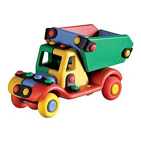 Фото 1 к товару Конструктор Mic-o-Mic Little Truck маленький грузовик