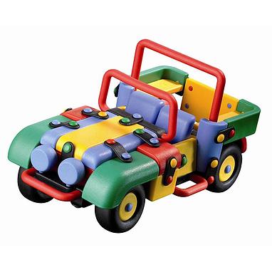 Конструктор Mic-o-Mic Off Road Vehicle внедорожник
