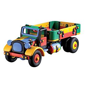 Фото 1 к товару Конструктор Mic-o-Mic Big Truck большой грузовик