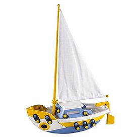 Конструктор Mic-o-Mic Sailing Boat корабль
