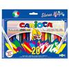 Набор фломастеров Stereo magic Carioca - фото 1