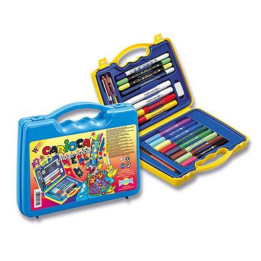 Набор для рисования Magic School Carioca