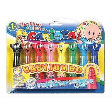 Набор фломастеров «Baby-Jumbo» Carioca