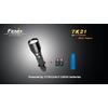 Набор (фонарь Fenix TK21, зарядное устройство, аккумулятор) +клипса на ремень в подарок - фото 5