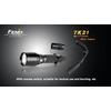 Набор (фонарь Fenix TK21, зарядное устройство, аккумулятор) +клипса на ремень в подарок - фото 6