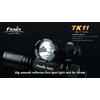 Набор (фонарь Fenix TK11, зарядное устройство, аккумулятор) +клипса на ремень в подарок - фото 5