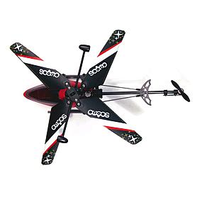 Фото 4 к товару Вертолет радиоуправляемый «Rotoblade Midi Gyro» Soomo