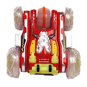 Фото 2 к товару Машинка-акробат радиоуправляемая «Kaos kruiser» Soomo