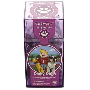 Набор Dinky Dogs Собачки