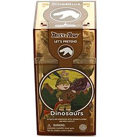 Фото 1 к товару Набор  Dinsaurs Динозаврики