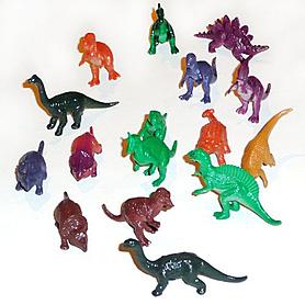 Фото 3 к товару Набор  Dinsaurs Динозаврики