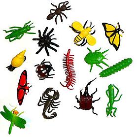 Фото 3 к товару Набор Creepy Bugs Насекомые
