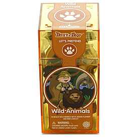 Набор Wild Animals Дикие животные