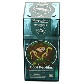Набор Cool Reptiles Рептилии