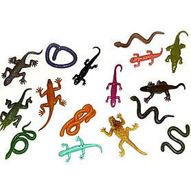 Фото 2 к товару Набор Cool Reptiles Рептилии
