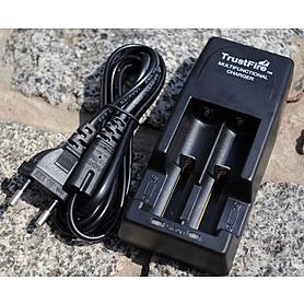 Фото 4 к товару Устройство зарядное 2x18650, 16340 Trustfire