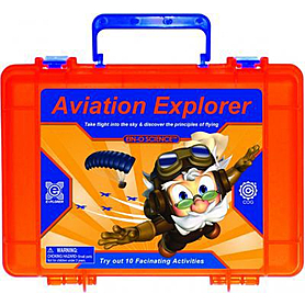 Фото 2 к товару Набор Aviation explorer Авиаприключения