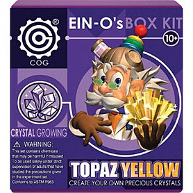 Набор Topaz yellow Желтый топаз