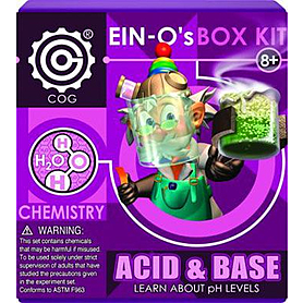 Фото 1 к товару Набор Acid and base Кислоты и щелочи