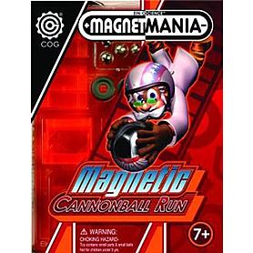 Набор Magnetic cannonball run Магнитная установка для пушечных ядер