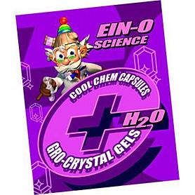 Фото 2 к товару Набор Gro-crystal gels Кристаллические гели