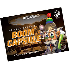 Набор Boom capsule Шумовая капсула