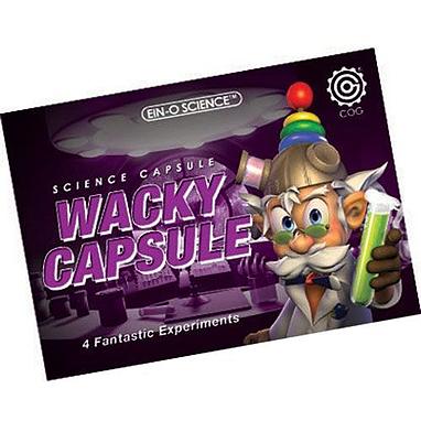 Набор Wacky capsule Удивительная капсула
