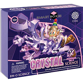 Фото 1 к товару Набор Crystal science Выращивание кристалла