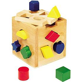 Фото 2 к товару Сортировочный куб Melissa & Doug