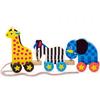 Паровозик – зоопарк Melissa & Doug - фото 1