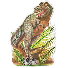 Фото 2 к товару Пазл напольный «Динозавр T-rex» Melissa & Doug