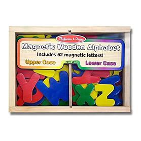 Фото 1 к товару Набор «Магнитный алфавит» Melissa & Doug