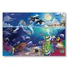 Пазл «Подводная мозаика» 200 элементов Melissa & Doug - фото 1