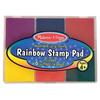 Набор разноцветных чернил для штампов Melissa & Doug - фото 1