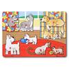 Рамка – вкладыш «Угадай домашнее животное» Melissa & Doug - фото 1