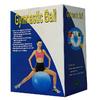 Мяч для фитнеса (фитбол) с системой антиразрыва 65 см Bradex - фото 1