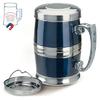 Кружка магнитная Bradex Office Cup 350 мл - фото 1