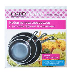 Сковороды в наборе Frypan set