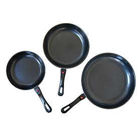 Фото 2 к товару Сковороды в наборе Frypan set