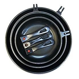 Фото 3 к товару Сковороды в наборе Frypan set