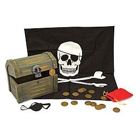 Набор «Пиратский сундук»  Melissa & Doug