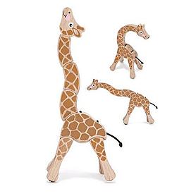 Фото 1 к товару Головоломка «Жираф» Melissa & Doug
