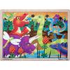 Пазл «Динозавры» Melissa & Doug - фото 1