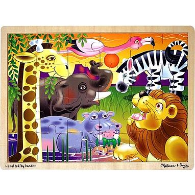 Пазл «Африка» Melissa & Doug