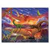 Пазл «Конец эры динозавров» Melissa & Doug - фото 1