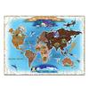 Пазл «Карта мира» Melissa & Doug - фото 1