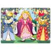 Рамка – вкладыш «Одень принцессу» Melissa & Doug - фото 1