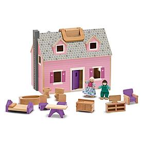 Фото 1 к товару Кукольный домик Melissa & Doug